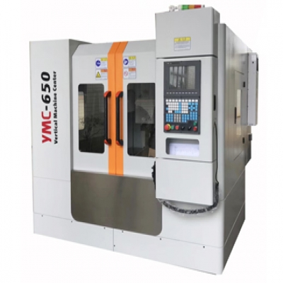 Linear Guide Rails Vertical type CNC Milling Machining Center YMC-650~YMC-1470